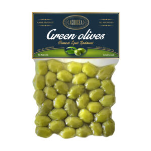 Green Olives From Chalkidiki