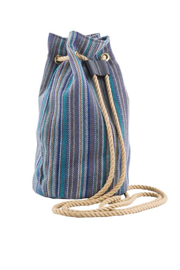 Arsinoe Boho Backpack Blue