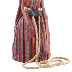Arsinoe Boho Backpack Red
