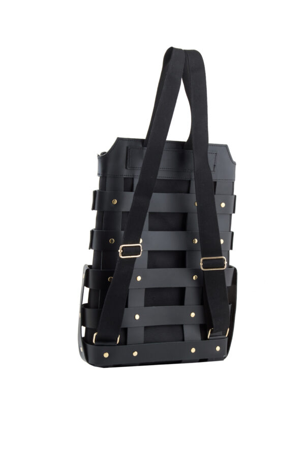 Claudia Asti Backpack Black