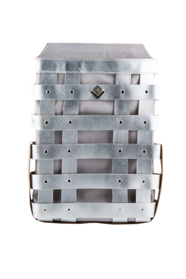 Claudia Asti Backpack Silver