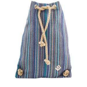 Dourvas Boho Backpack Blue