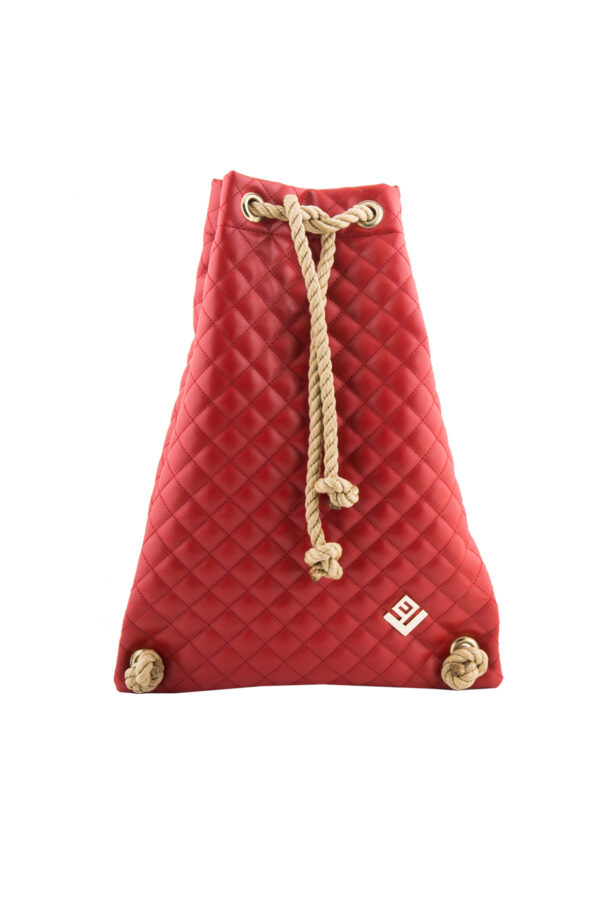 Dourvas Remvi Backpack Red