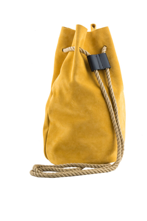 Arsinoe Asti Backpack Yellow