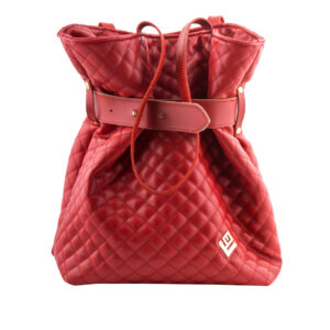 Kamil Remvi Backpack Red